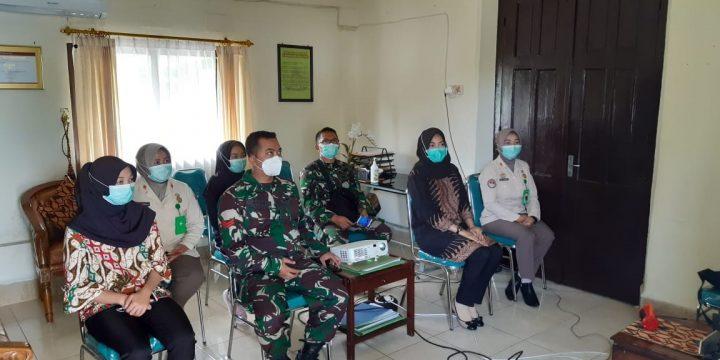 Webinar Edukasi: Dokter Gigi dan TNI Bersatu Melawan COVID-19