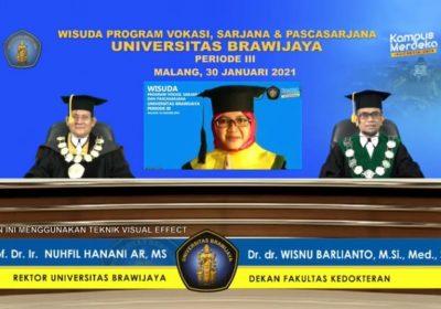 FKG UB Tambah Doktor Baru